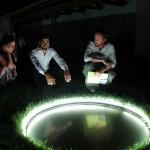 Progetto di architettura Ortus Artis - Architetti notte