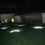 Progetto di architettura Ortus Artis - Architettura giardino notte 2
